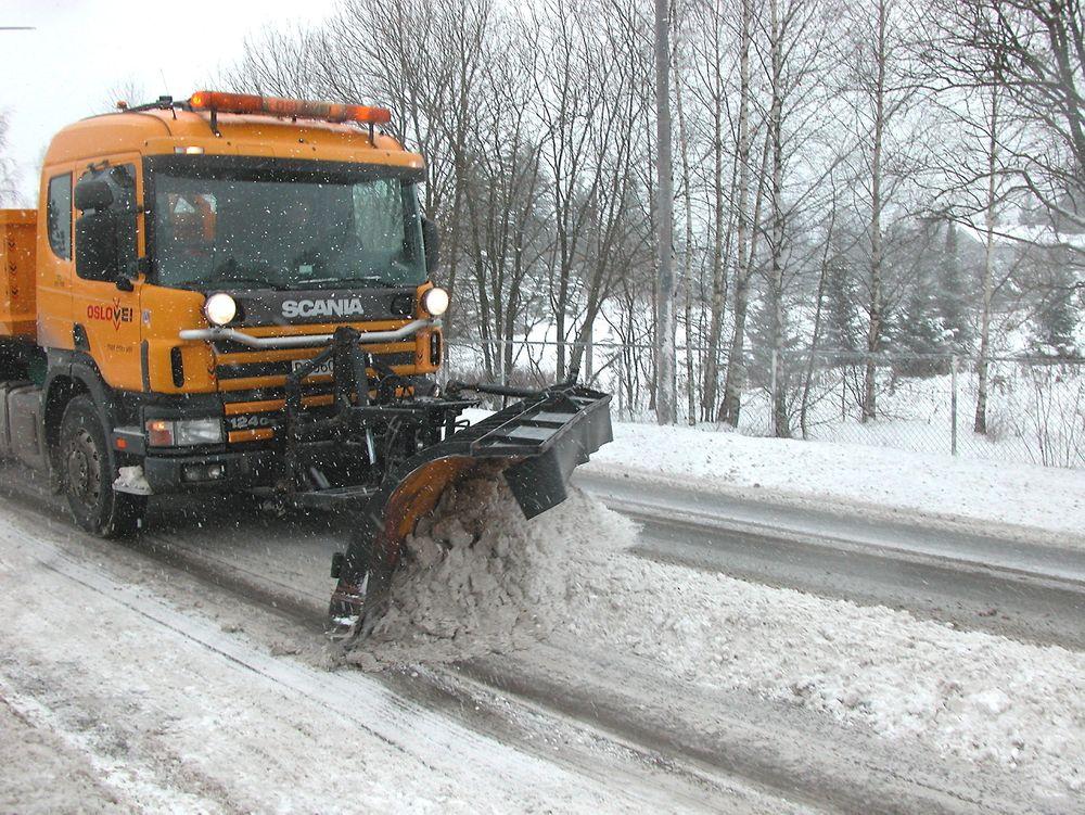 Kompetansebevis blir er krav i alle Statens vegvesens nye driftskontrakter på vinterdrift.