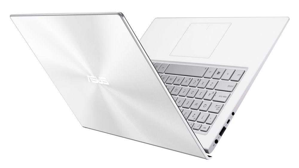 Asus Zenbook UX301 er et nytt flaggskip i Zenbook-serien, og kan fås med Intels Iris-grafikk. Den veier likevel bare 1,2 kilo.