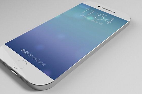 Blir iPhone 6 på 4,7 tommer, som denne hjemmesnkrede konseptskissen antyder?