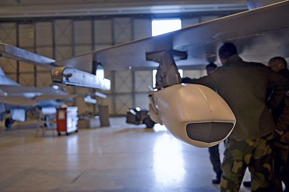 Sannsynligvis blir det testslipp av seks JSM fra F-16 før missilet flyttes over på F-35 for videre testing.