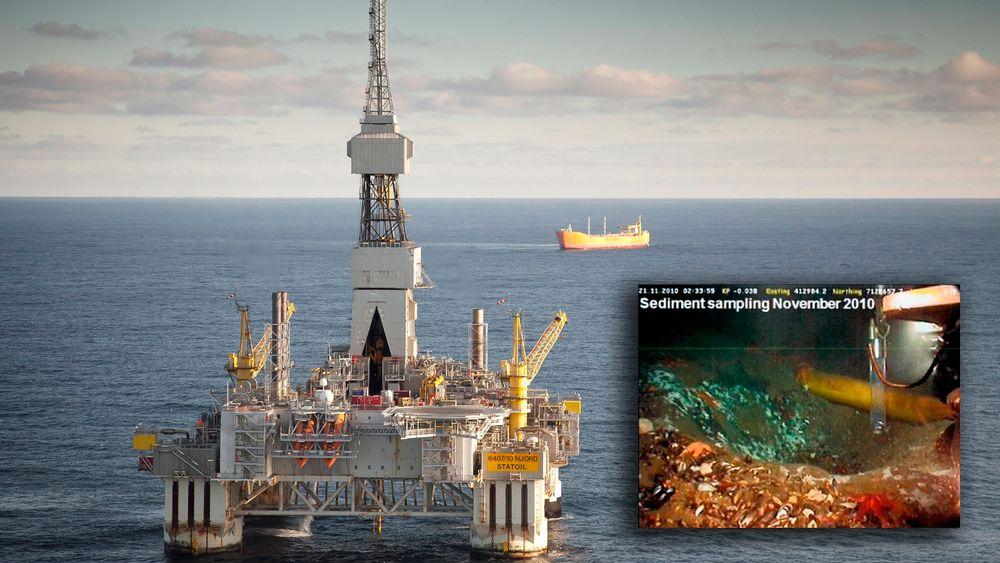 3425 tonn kjemikalier lakk ut fra en injeksjonsbrønn på Njord. Nå vurderer Miljødirektoratet politianmeldelse.