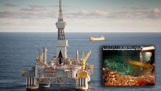 Statoil slapp ut 3425 tonn kjemikalier over sju år. Så ble siktelsen rotet bort i posten