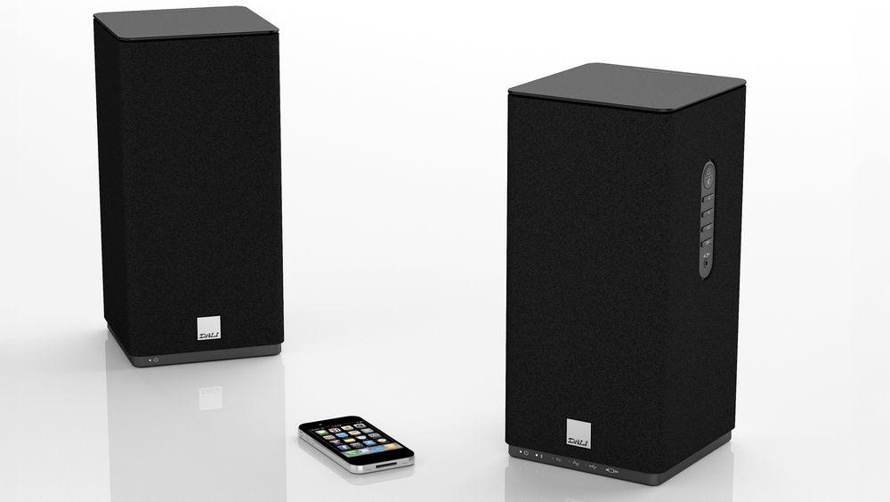 Dali Kubik Free: Et smart konsept med bra lydkvalitet.