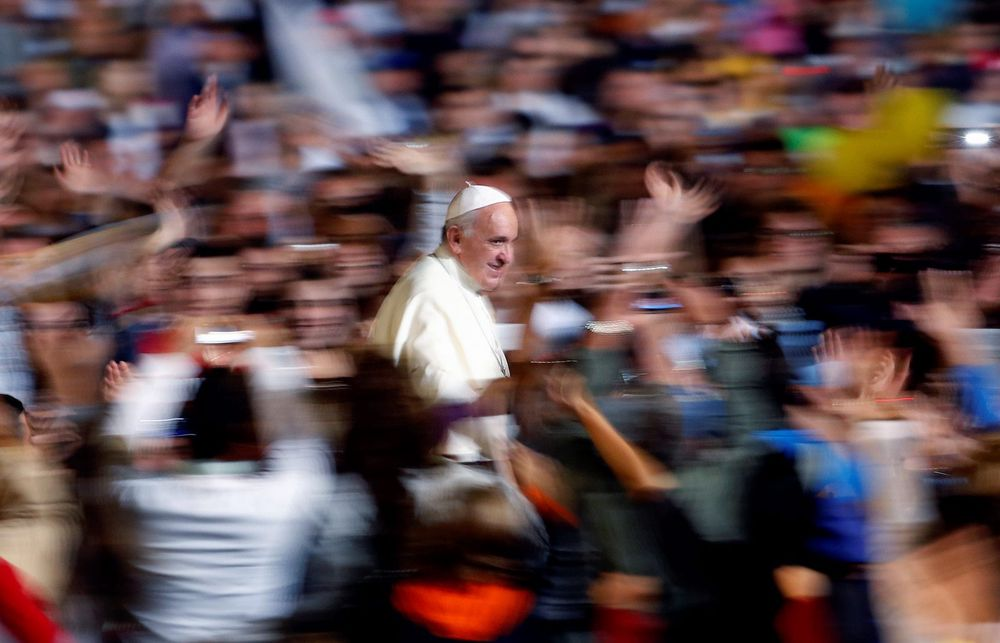 Pave Frans disponerer ikke mindre enn ni Twitter-kontoer på ulike språk.
