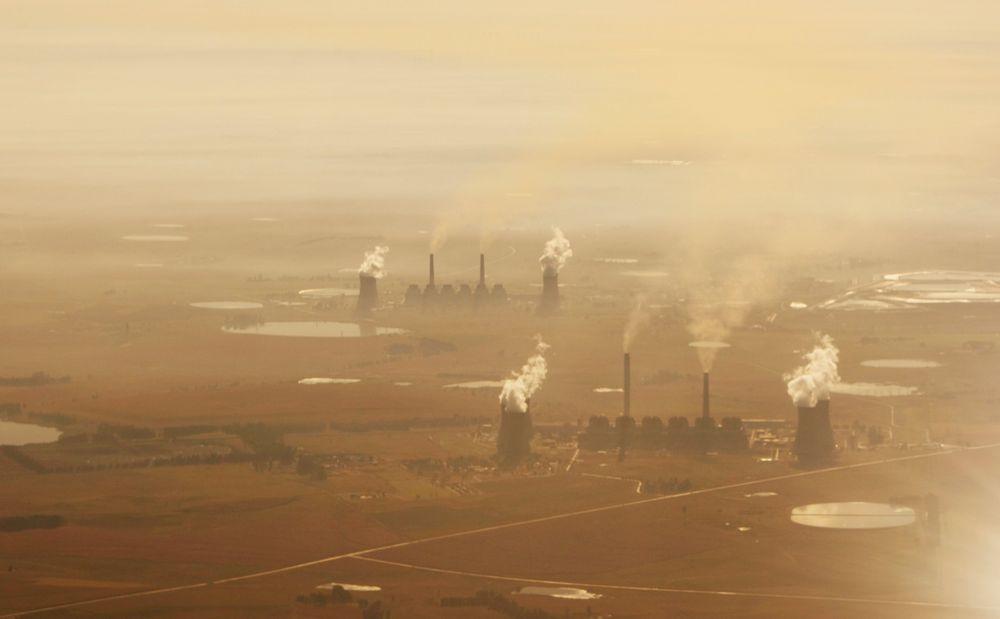 STORE UTSLIPP: Sør-Afrika er det landet i Afrika med de største utslippene av klimagasser, så potensialet er stort for å kutte utslippene er stort. (Foto: Scanpix)