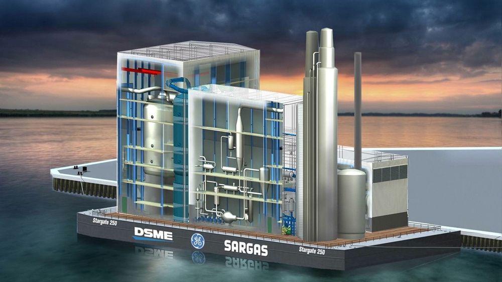 Olje- og energidepartementet sier nei til å gå sammen med EU og støtte Sargas' fangst og lagring av CO2 ved Elnesvågen i Møre og Romsdal.