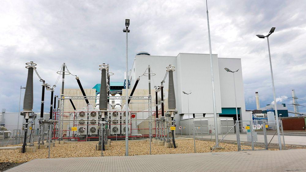 Knapsack II-kraftverket utenfor Köln.