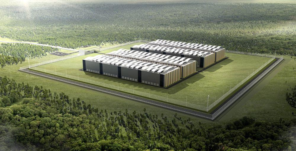 Greenfield Data Center på Fet i Akershus blir realisert, men nå uten Entra på eiersiden. Evry har inngått en avtale med den internasjonale leverandøren Digiplex om å bygge og drifte senteret.
