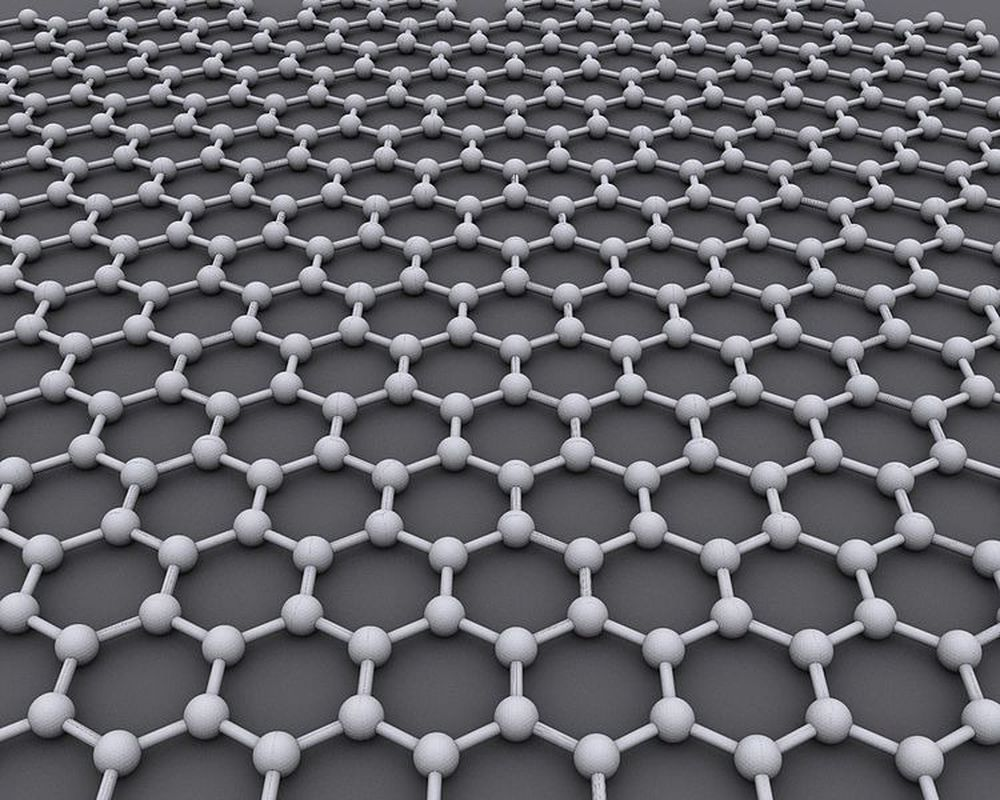 Supermaterialet grafén kan fremstilles billigere med ny metode.
