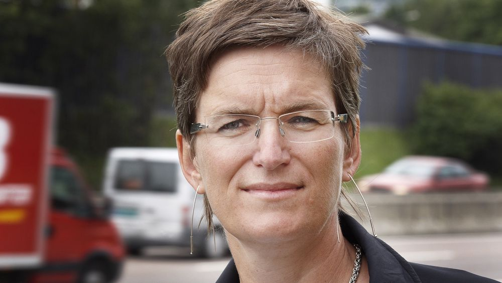 Direktør Ellen Hambro i Miljødirektoratet skal pendle fra Oslo til Trondheim.