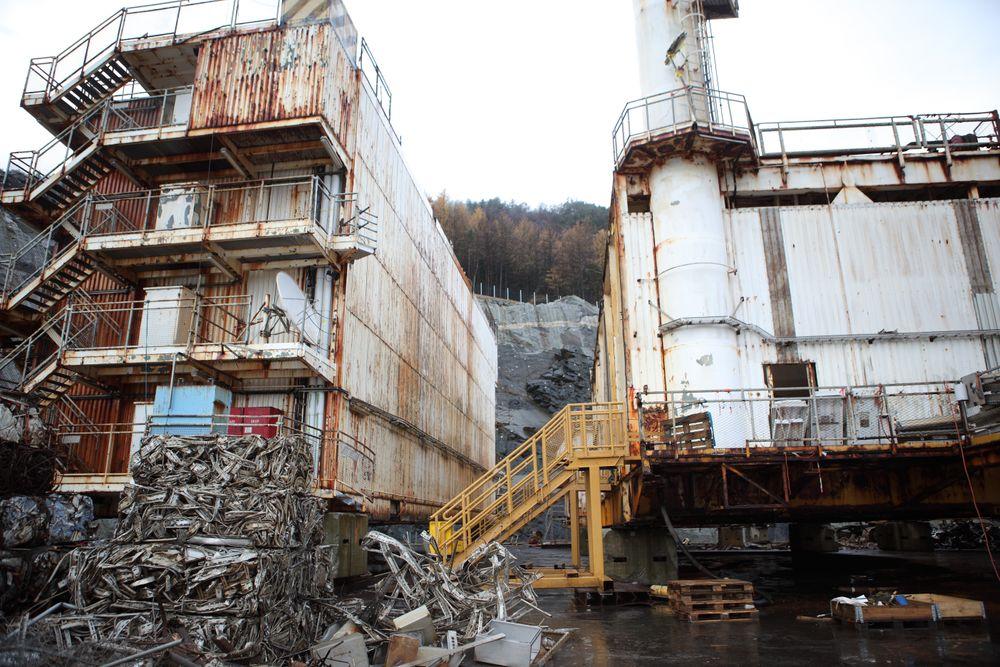 AF Decoms anlegg anklages for å forurense vannet med giftstoffer.