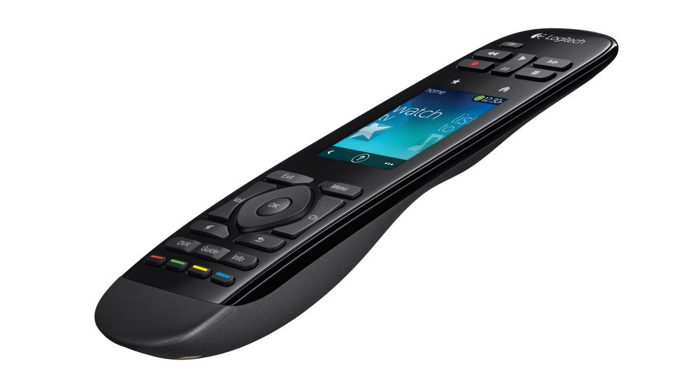 Logitech Harmony Touch.