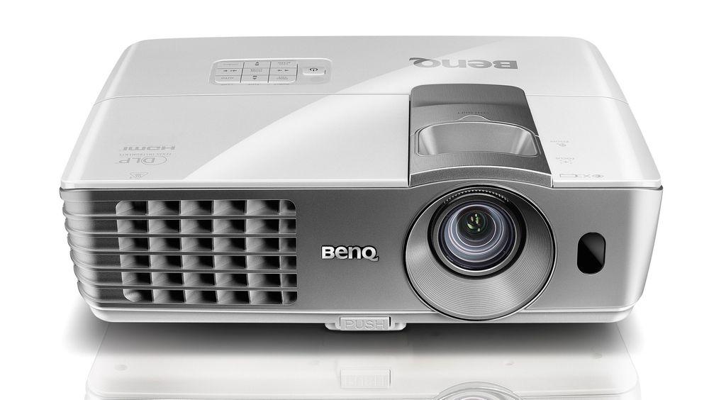 BenQ W1070 setter virkelig standarden for de billigste projektorene.