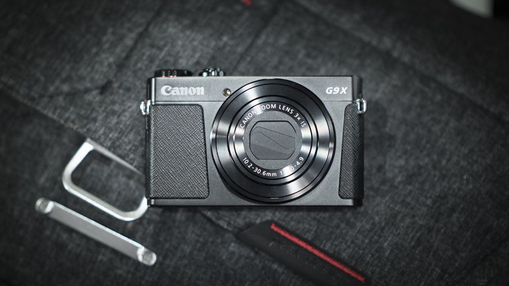 Canon PowerShot G9 X er det mest lommevennlige av Canons avanserte kompaktkameraer