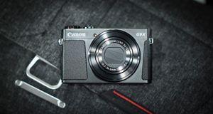 Test: Canon G9 X
