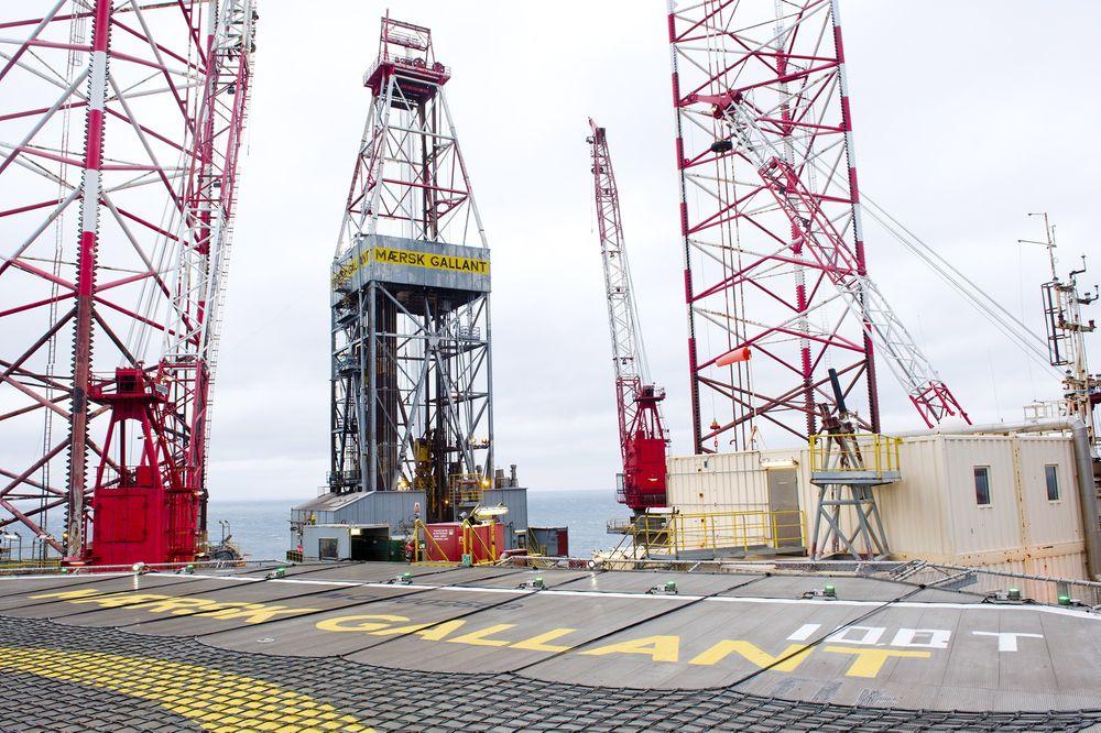 King Lear er det dyreste prosjektet i Rystad Energys oversikt. Funnet ble gjort med den oppjekkbare riggen Maersk Gallant.