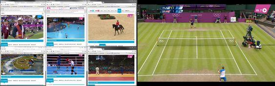 Sånn KAN du se OL om du vil - og har kraftig nok PC. NRK streamer totalt ni kanaler med OL-sendinger på nett.