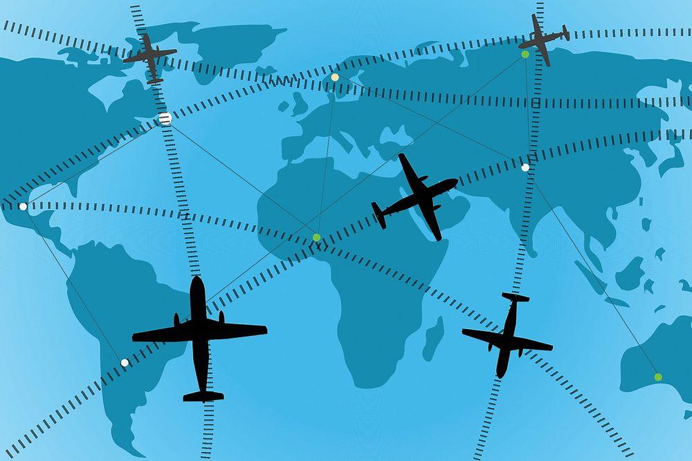 Fordi programvaren som sporer fly i luftrommet ikke skiller mellom avsendere av radarinformasjonen, frykter sikkerhetsforsker at hackere skal legge inn 'spøkelsesfly' som kan ramme sikkerheten til de virkelige flyvningene.