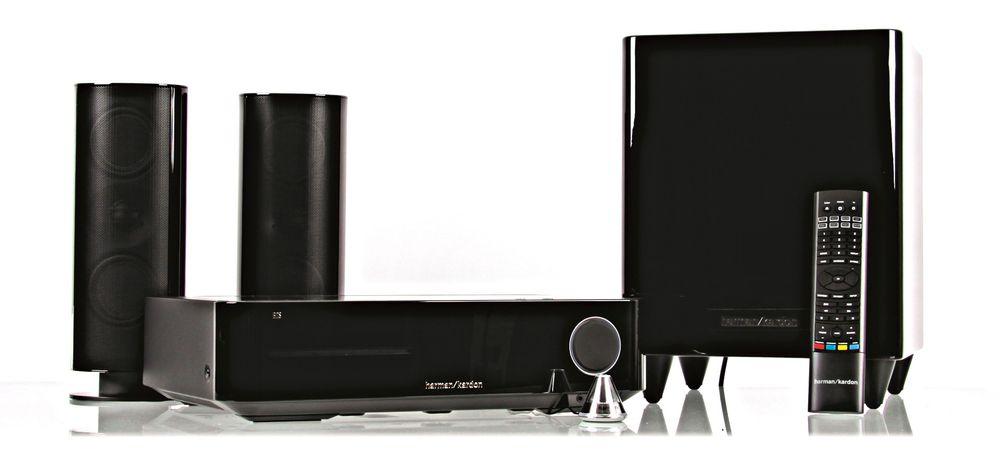 HARMAN/KARDON BDS 470: Den underholdende lyden i kombinasjon med bra brukervennlighet gjør at du knapt kan bomme med dette systemet.