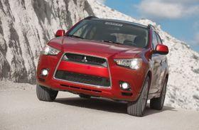 I dag produserer Mitsubishi Outlander (bildet) og Colt i Nederland.
