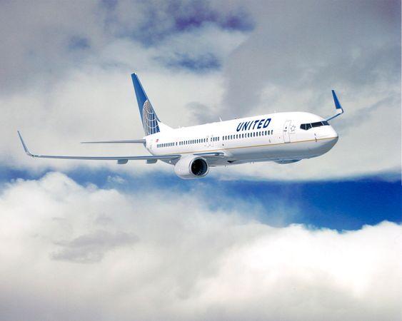 United har bestilt 50 slike 737-900ER i påvente av at 737 Max 9 blir produksjonsklar.