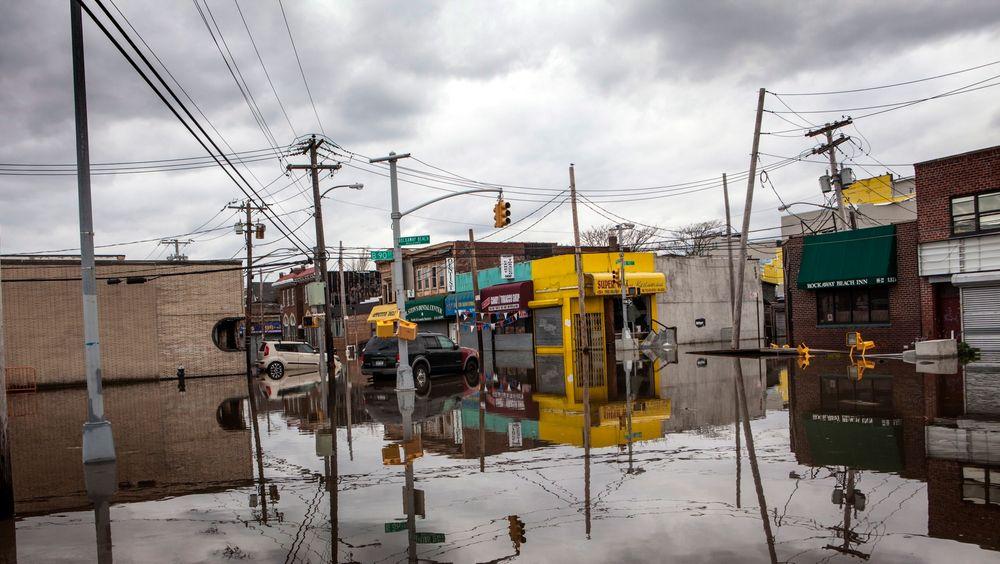 STORE KONSEKVENSER: En orkan og et terrorangrep på kraftsystemet får helt ulikt hendelsesforløp, ifølge en nylig offentliggjort rapport.