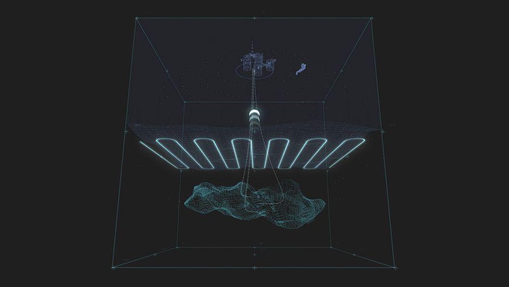 Mens kabler som taues på havoverflaten beveger seg med vind, bølger og strøm, ligger permanente kabler stabilt og gir derfor et mer nøyaktig bilde av undergrunnen.