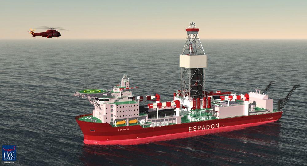 14 LIKE: Petrobras skal ha 14 slike LMG Marin-designete boreskip for dypvann, det vil si 3000 meter. De 200 meter lange og 37,5 meter brede skipene bygges etter krav som er i nærheten av Norsok.  Ytterliger e14 skip skal bestilles, men design er ikke bestemt.