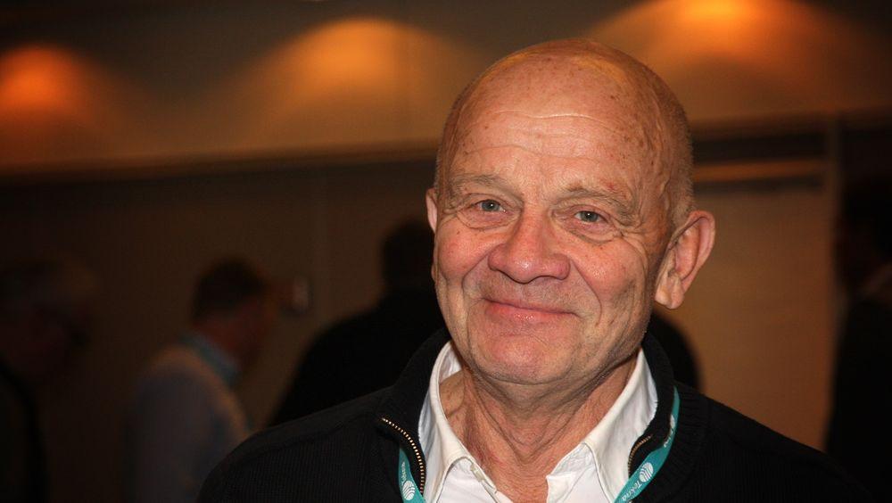 Nestor: Kjell Holden har vært sentral i utviklingen av norske hurtigbåtkonsepter fra 90-tallet og fram til i dag.