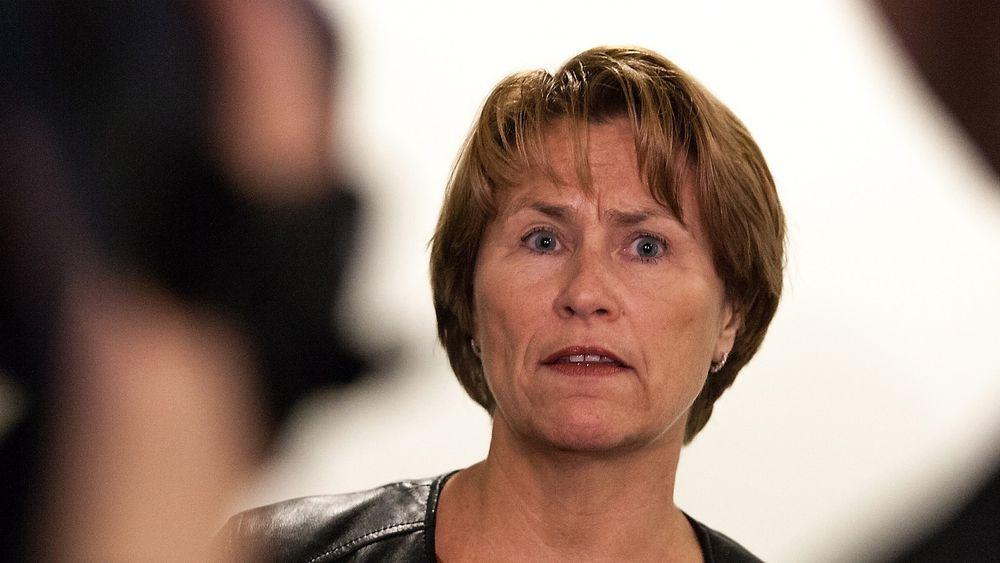 Grete Faremo skal ha ansvar for IT-sikkerheten i Norge.
