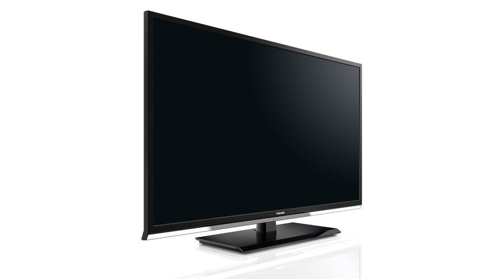 Toshiba RL952 har godt sortnivå, men dårlig smart-tv-funksjonalitet.