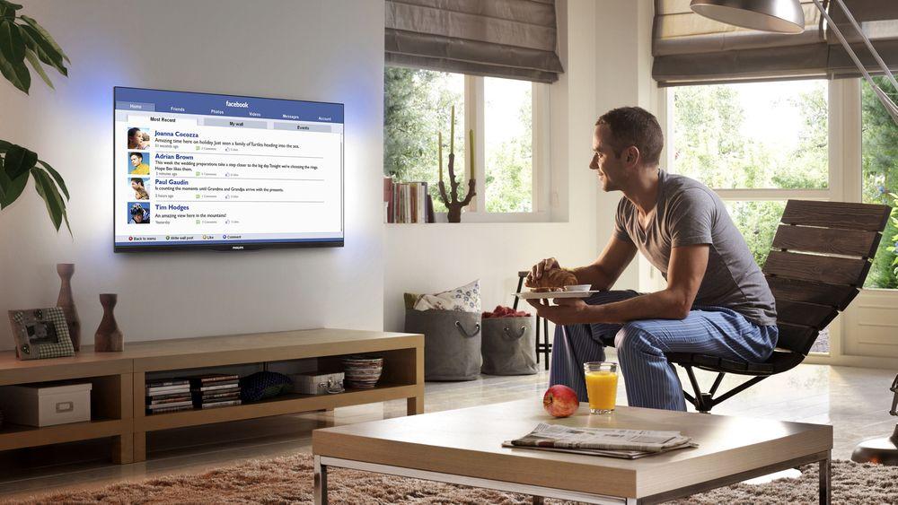 40 til 42 tommer: De fleste som er ute etter en ok TV til å ha i stua, eller er på utkikk etter en TV nummer 2 havner gjerne i dette segmentet både på størrelse og modellgruppe.
