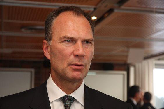 Game changer: Pekka Paasivaara, Germanischer Lloyd, med ansvar for Olje, gass og fornybar energi.