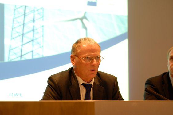 Lederen for den tyske nettregulatoren Bundesnetzagentur, Jochen Homann