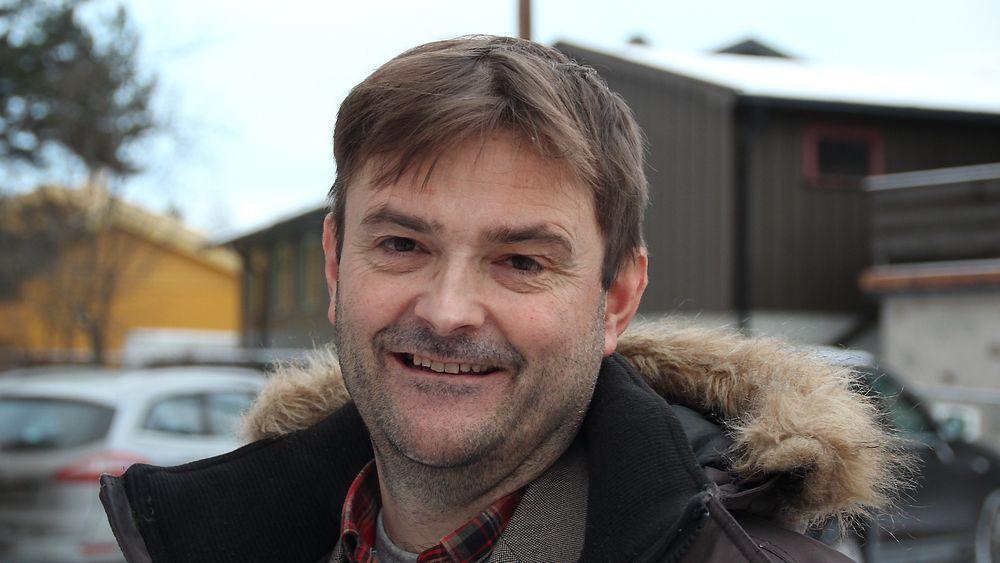 VIKTIG: - Vi må holde trykket på de etablerte sakene, sier påtroppende leder i Småkraftforeningen, Knut Olav Tveit.