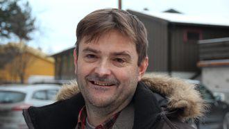 Knut Olav Tveit, daglig leder i Småkraftforeninga.
