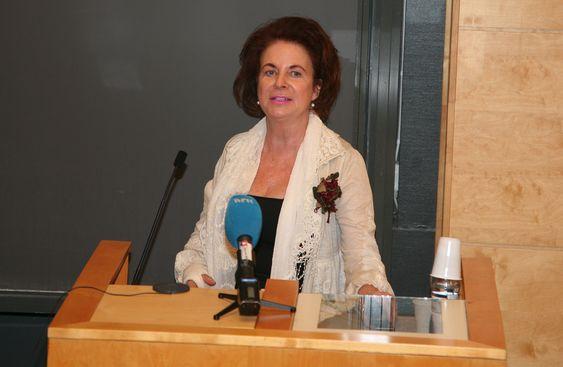 Liv Sissel Grønmo, prosjektleder for TIMMS Advanced i Norge.