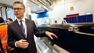 Norge kan ha 20 års forsprang med dette missilet