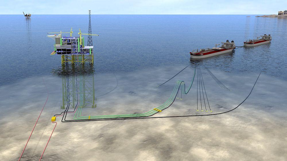 Total vil rense borekaks med TCC-teknologi offshore, men møter motbør.