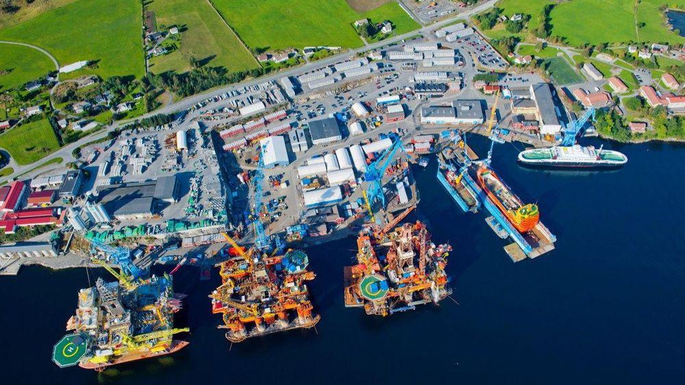 Westcon vil kjøpe STX Norway Florø.