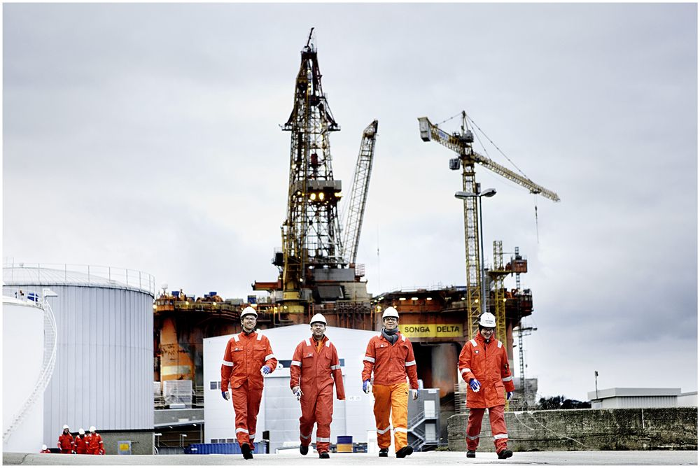 Wintershall traff blink