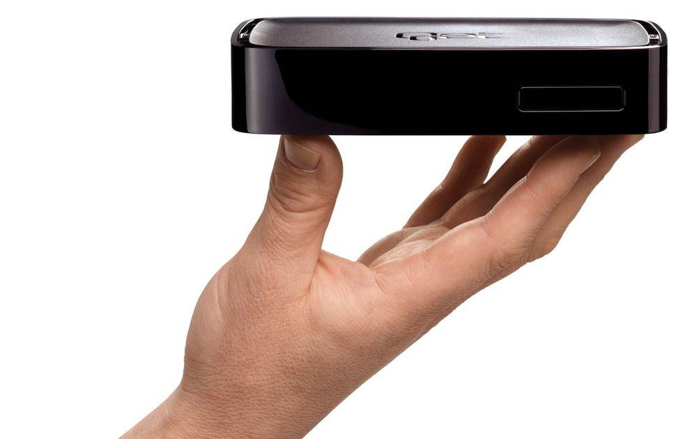MIKRO: Get box Mikro er verdens mindre TV-dekoder, men er stor på funksjonalitet.