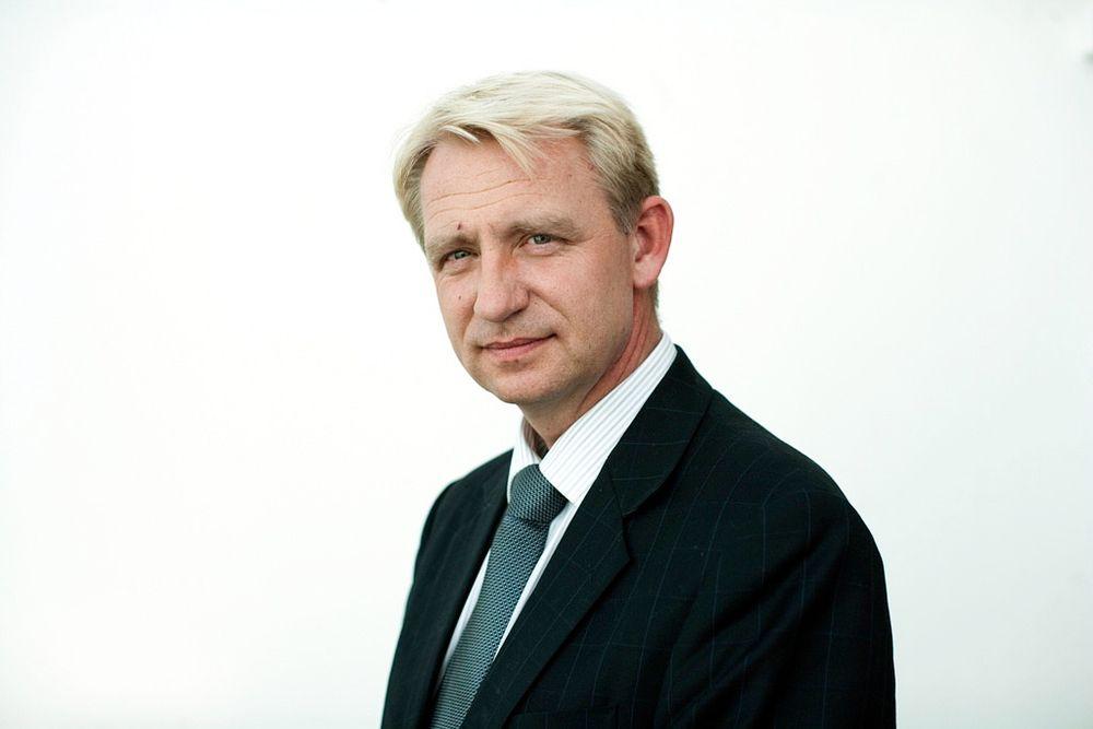 Stein Dale avtroppende konserndirektør og CFO i Statkraft  (slutter i stillingen 1. juli 2011)