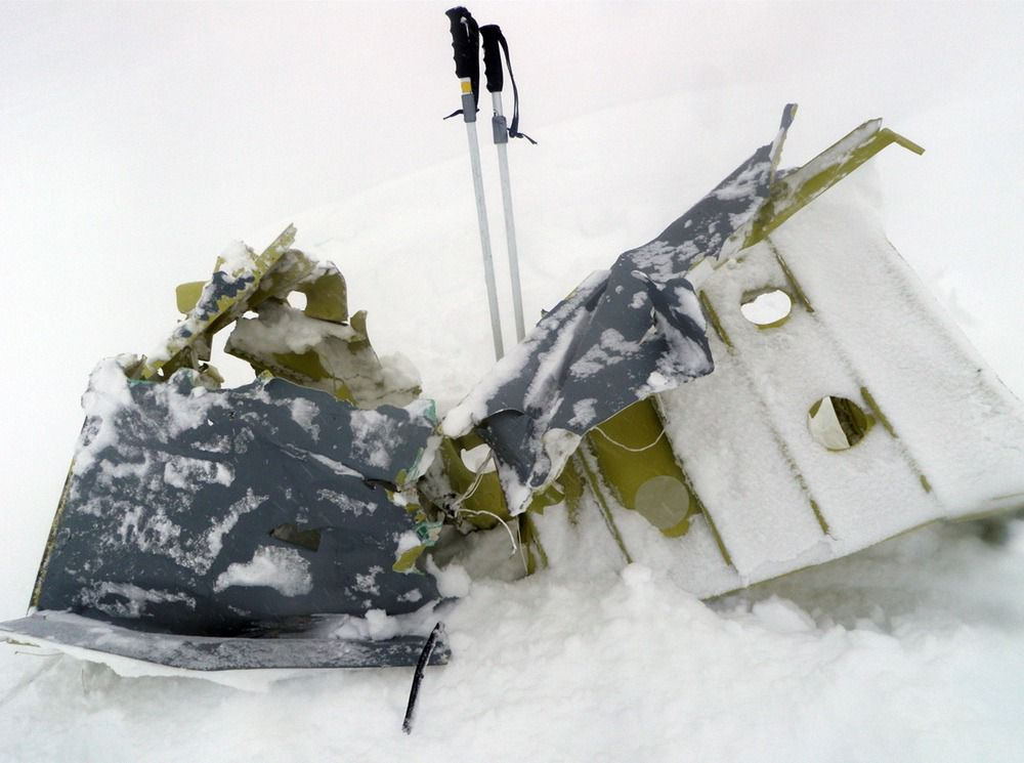 ULYKKEN MED SUPER HERCULES C-130J SIV
