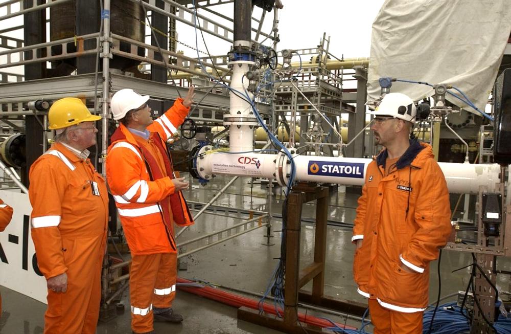 Statoil Mongstad Lønnsvekst: Det store behovet etter ingeniører i petroleumsindustrien fører til høyere lønninger.