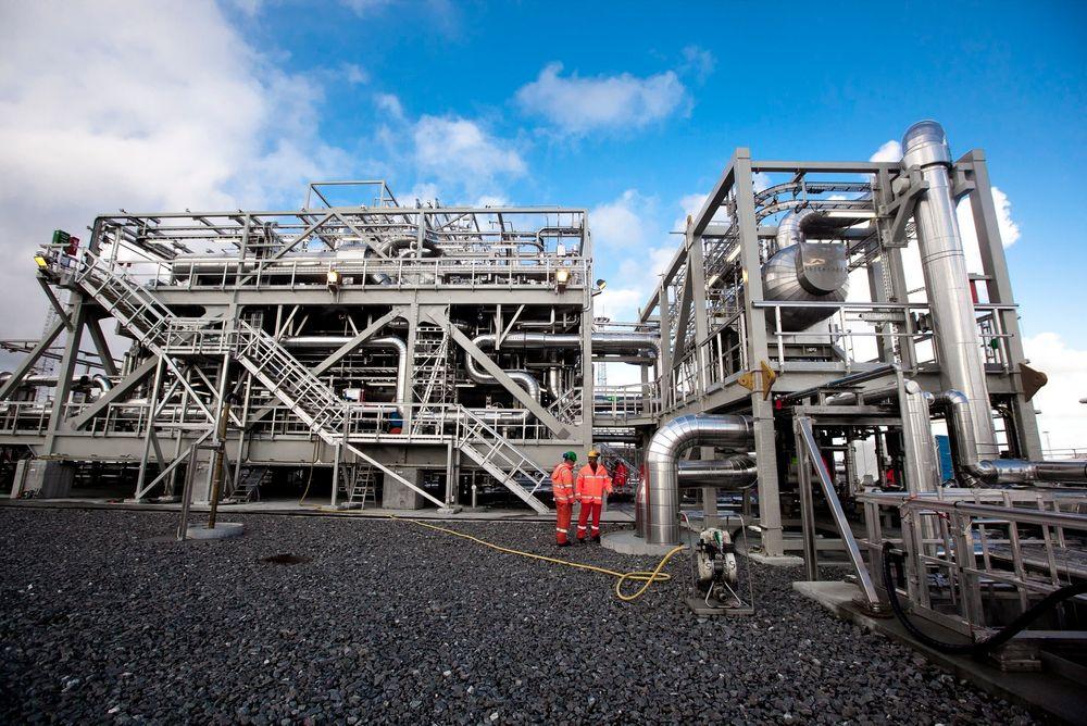 Statnett bør ikke blande seg inn i kraftmarkedet ved å sikre kraftforsyningen til Ormen Lange, mener Industrikraft Møre