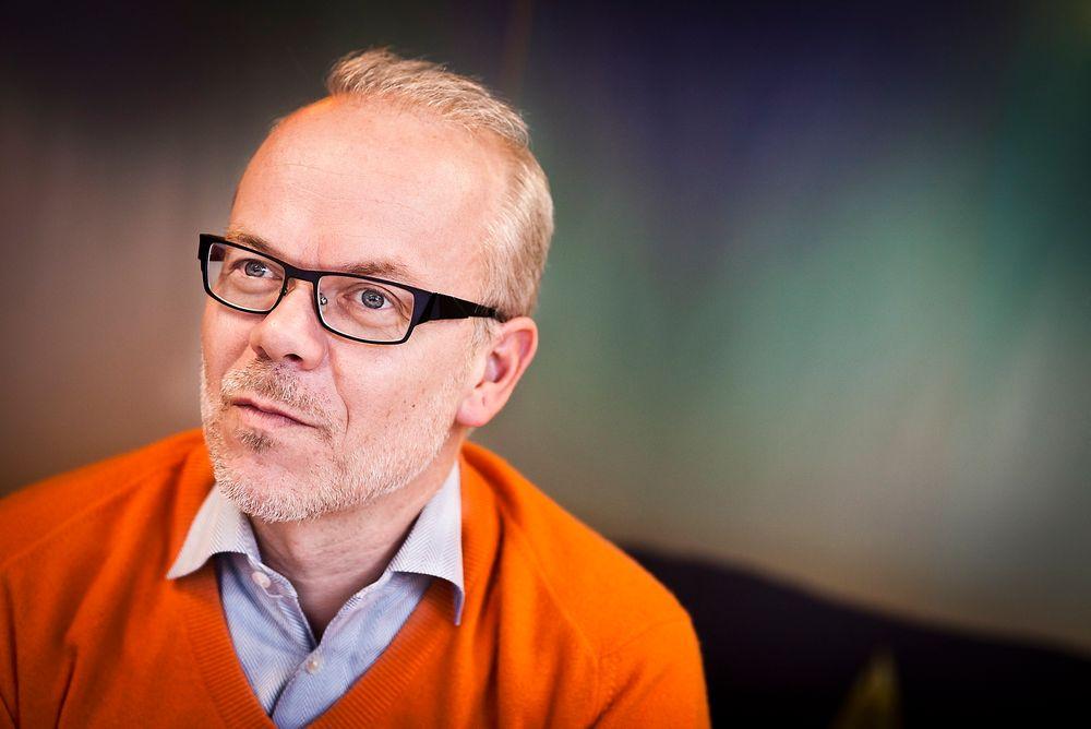 HÅP FOR NORGE:  - Har man gode ideer og evne til å gjennomføre dem, har det egentlig lite å si hvor man kommer fra, mener Grønbech.