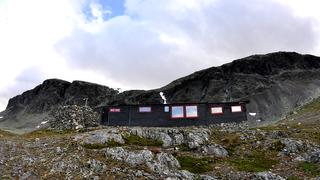 Usikker fremtid for Arne Næss-hytta