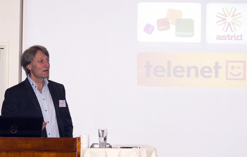 Sjefen for Telenoreide Norkring, Torbjørn Teigen, skal bygge ut DAB-nettet i Norge