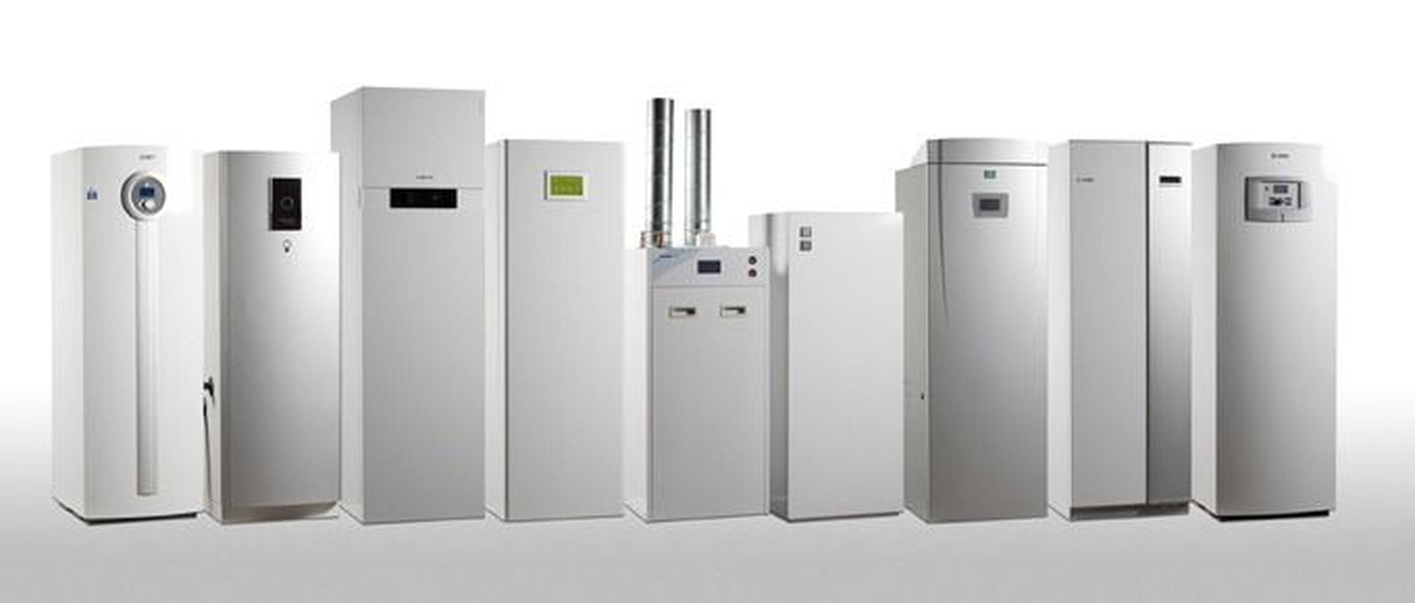 Hvilken bergvarmepumpe som passer best, er helt avhengig av energibehovet til bygningen og hvorvidt den skal kobles til et gulvvarmeanlegg eller et radiatoranlegg.